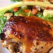 Balsamic,marinated,chicken