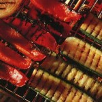 Barbecued,steak,and,vegetables