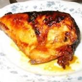 Caramelised,Chicken,Wings