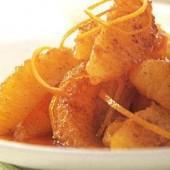 Caramelised,orange,compote
