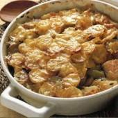 Cheesy,cod,and,potato,bake