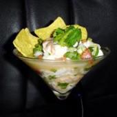 Citrus,Ceviche,Salad