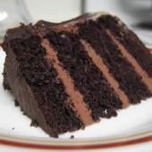 Dark,Chocolate,Cake