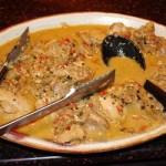 Guinataan,Chicken,Adobo