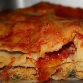 Hearty,vegetarian,lasagne