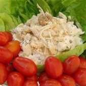 Herbed,Chicken,Salad