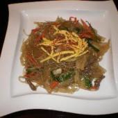 Jab,Chae,(Korean,clear,Noodle)