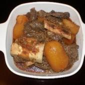 Korean,Gabi,Tchim,(Beef,Spare,Rib,Stew)