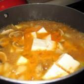 Korean,Miso,Soup