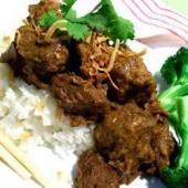 Malaysian,Beef,Rendang