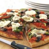 Mushroom,and,pepper,pizza