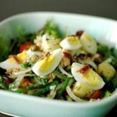 Nicoise,tuna,salad