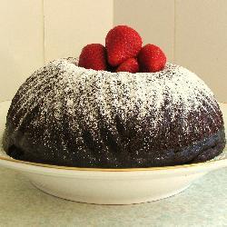 One Bowl Easy Chocolate Cake