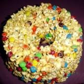 Popcorn,Cake