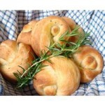 Potato,Rosemary,Rolls
