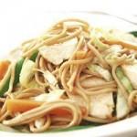 Soba,noodle,salad