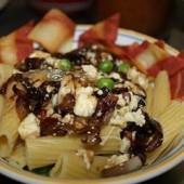 Spaghetti,with,Gorgonzola,and,Caramelised,Onions