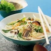 Thai,beef,&,noodle,soup