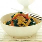 Turkey,Vegetable,Stir-Fry