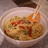 Vegetarian,Asian-inspired,noodle,salad
