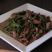 Vietnamese,Beef,Stir-fry,with,Long,beans,(Thit,Bo,Xao,Dau,)